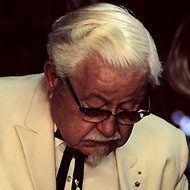 Colonel Sanders Age