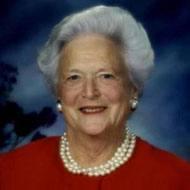 Barbara Bush Age