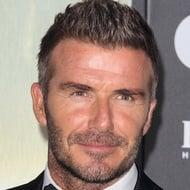 David Beckham Age