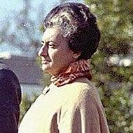 Indira Gandhi Age