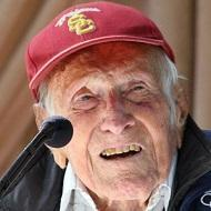 Louis Zamperini Age