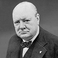 Winston Churchill Age