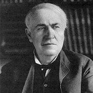 Thomas Edison Age